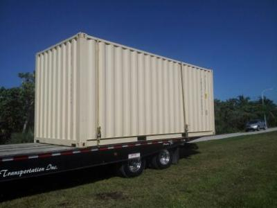 Shipping and Storage Container Auctions in Memphis Tennessee